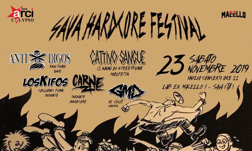 sava hardcore festival – facevook